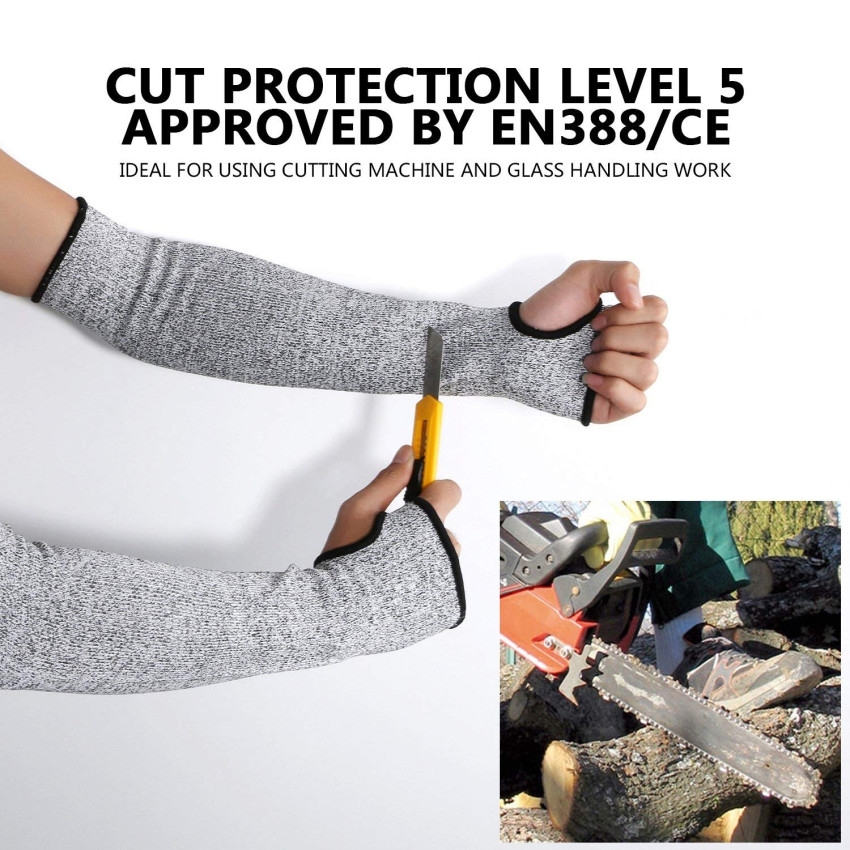 Level 5 Cut Resistant Sleeves