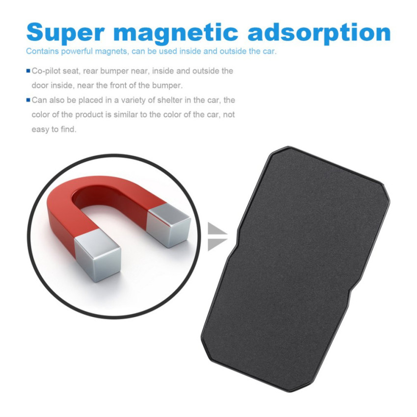 Real Time C1 Strong Magnetic Car Tracking Locator Waterproof Vehicle GPS Tracker