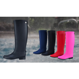 Long Women Rain Boot