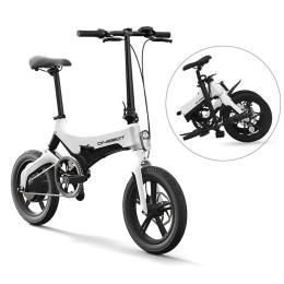 16'' Sammenfoldelig elcykel