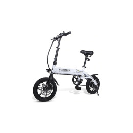 "2020 - 14"" El Cykel - 250W Motor, 35-50 km Rækkevidde"