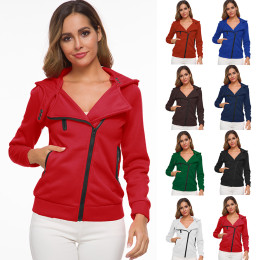 Fashion Winter Women Cardigan Basic Jackets