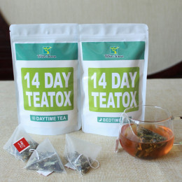 14 Day Slimming Detox Tea