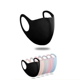 10pcs/Pack sponge mouth mask washable dustproof reusable anti-pollen face mask dust masks