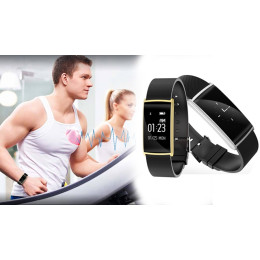N108 Heart Rate Monitor Smart Bracelet