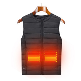 Heating Vest Women Washable USB Charging Heating Warm Vest