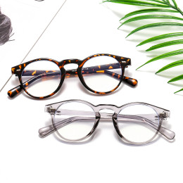 Retro small round frame midin sunglasses men's metal glasses