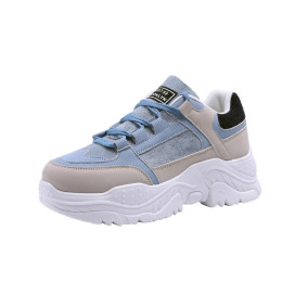 Women's Casual sneakers plush Shoes for Spring and Autumn
