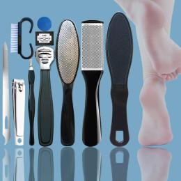 Multifunctional Foot Rapier Pedicure Kit, Professional Foot File, Portable Pumice Stone Foot Tools (10Pcs / Set)