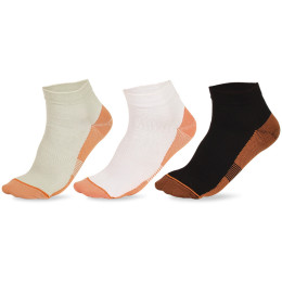 2Pairs Summer running comfortable cycling socks breathable sports compression stockings