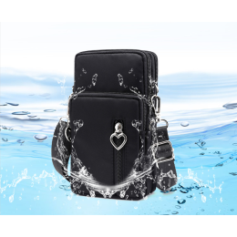Lightweight and stylish mobile phone bag