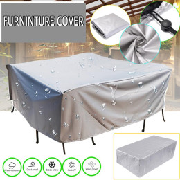 Snow chair cover, waterproof cover for patio furniture, garden, table chair, dustproof cover, for rain