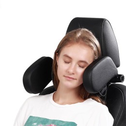 Car Seat Neck Pillow Headrest Neck Support For Travel Sleeping Kids Adults
