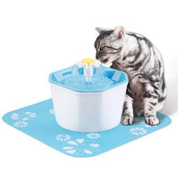 Drinking fountains for dogs and catsDrikkefontene til hund og katt