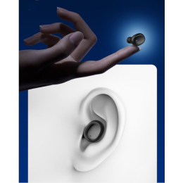 TWS Wireless Earbuds, True Wireless Bluetooth 5.0 Earphones, Super Deep Bass And Binaural Sound, Built-in Mic with Smart Digital Display