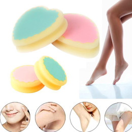 One or Two Hair Removal Sponges