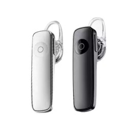 M165 Bluetooth Earphones Headset Handfree Wireless Earbuds Bass Call with mic Audio quality Headphones Bass HD