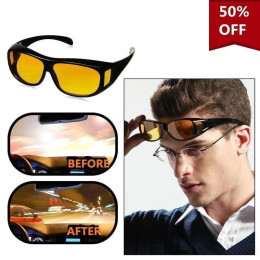 HD Vision Wrap Arounds Glasses