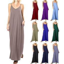 Women's Summer Casual Maxi Dress