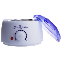 Electric hair remover, warming machine to melt wax
