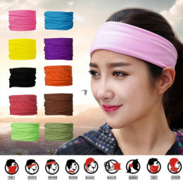 3-Pack Neck Gaiter Bandana Multifunctional Scarves