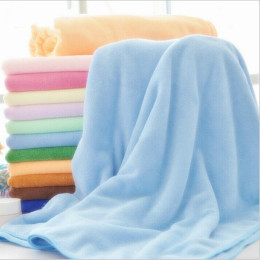 Most travel south dry towel colorful microfiber quick drying absorbent soft bath towels