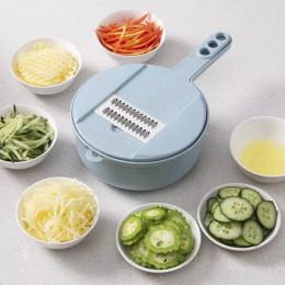12 in 1 Multifunctional Vegetable Cutter Grater Vegetable Slicer