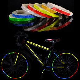 Decals Protector Safety MTB Reflector
