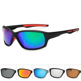 Polarized Sunglasses with Mirror Lens