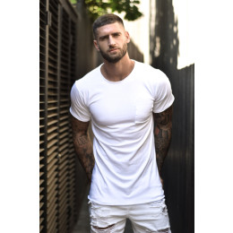 Casual Solid Color Short Sleeve T-Shirt