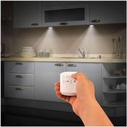 Wireless remote control light, tap light, closet light, one for three emergency lights, night light