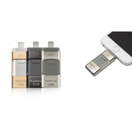 3in1 USB Flash Driver