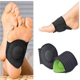 Adjustable foot arch support