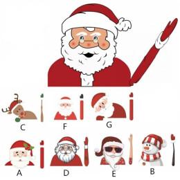 Christmas cartoon wiper