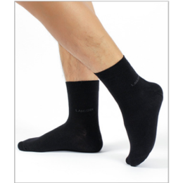 Comfort all day: breathable and cotton socks