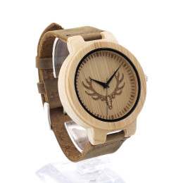 BOBO Bird wooden watch D15