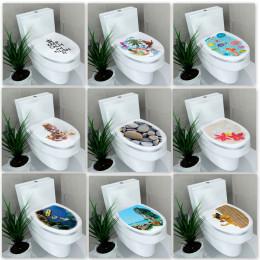 32*39cm Sticker WC Pedestal Pan Cover Sticker