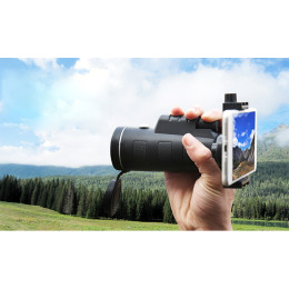 Telephoto Monocular Zoom Telescope Camera for phone