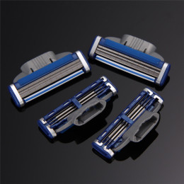 3 Layer Shaver Razor Refills Blade