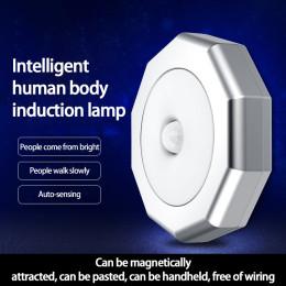 3pcs human body induction light led light