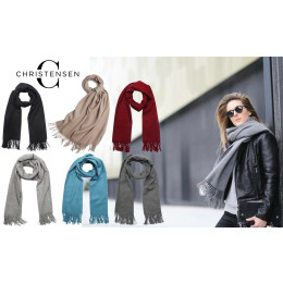 100% Cashmere Scarf by CHRISTENSEN