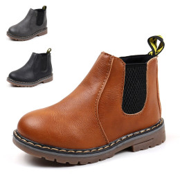 Children's Non-slip warm short Boots