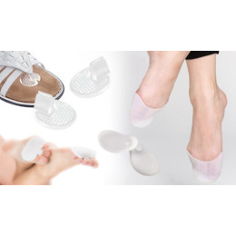 Foot protection set