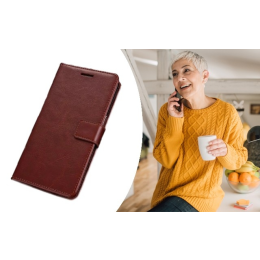 Protect your iPhone with a practical and smart flip cover
