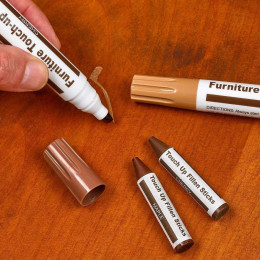 Wood Floor Furniture Repair Markers