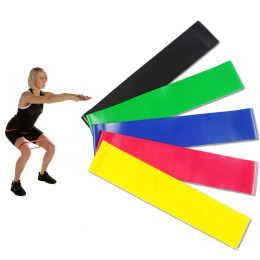 Latex Fitness Resistance Band