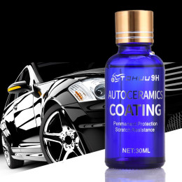 Automobile Nano Plated Silicon Liquid Ceramic Coat