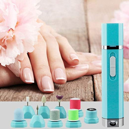 9-in-1 Potable Manicure Machine