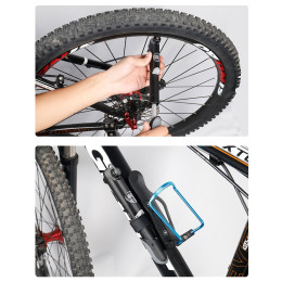 Mini Cycling Tire Air Inflator