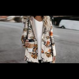 Printed Women's Jacket